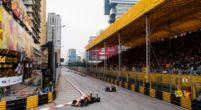 Afbeelding: Gekkenhuis in Macau tijdens de race van Tom Coronel