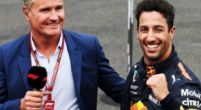 "Image: Coulthard: ""Daniel Ricciardo in same category as Hamilton, Vettel and Verstappen"""