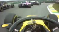 Afbeelding: Nico Hulkenberg versus Carlos Sainz