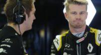 Afbeelding: Nico Hulkenberg wijst het grootste pijnpunt van zijn Renault aan