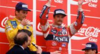 Image: Watch: Nigel Mansell qualifies on pole for the 1990 Silverstone Grand Prix