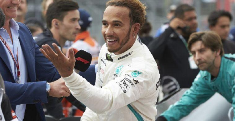 Lance Stroll: Hamilton heeft Vettel gewoon eruit gereden