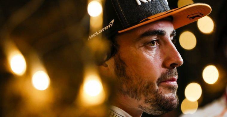 Alonso: We hebben niets meer te verliezen in Abu Dhabi