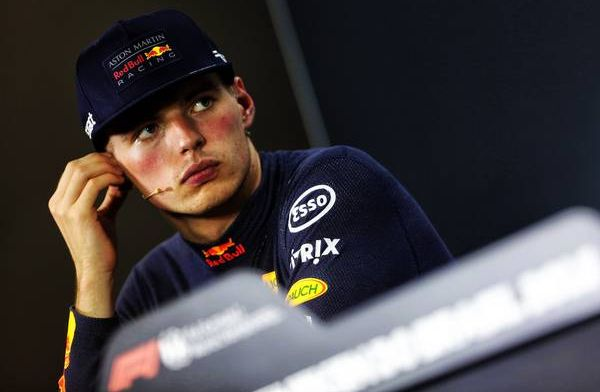 Verstappen excited to chill out after Abu Dhabi
