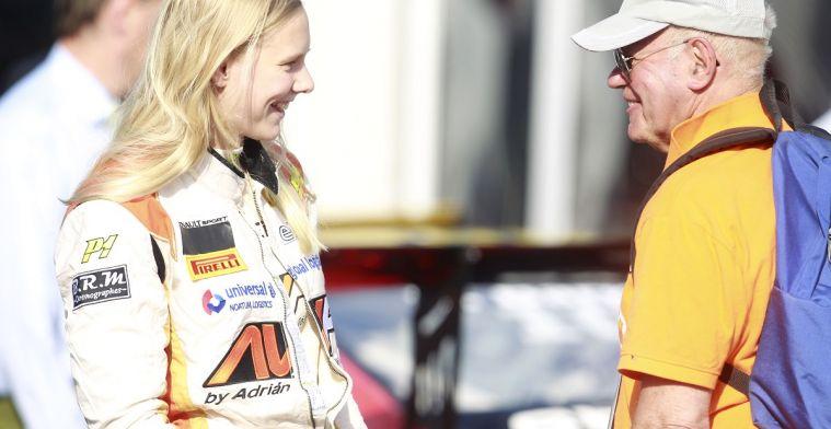 Nederlandse Beitske Visser gaat testrijden voor de Formule E