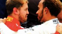 """Image: Hamilton """"out-raced and out-drove"""" Vettel in 2018"""
