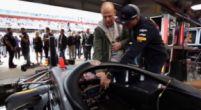 Afbeelding: Max Verstappen praat Junkie XL bij over de RB14