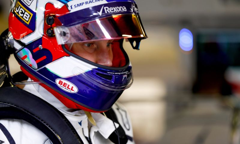 Image: Sergey Sirotkin confirms he won't race in Formula 1 next season