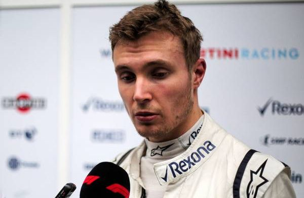 Sirotkin still can't believe he's losing F1 seat