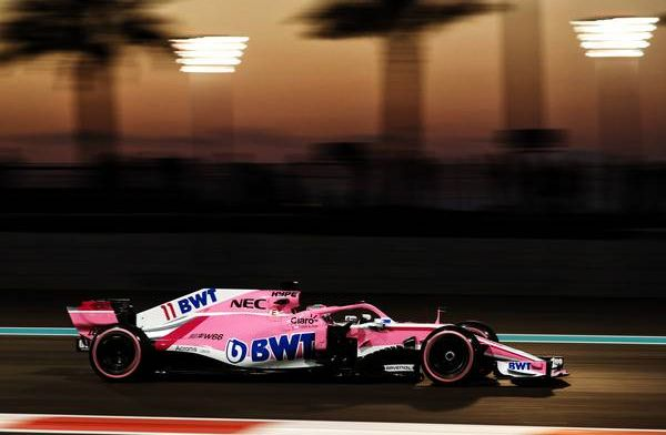 Stewards dismiss Haas protest of Force India in Abu Dhabi
