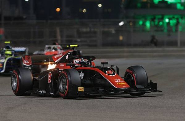 George Russell seals F2 championship with win in Abu Dhabi!