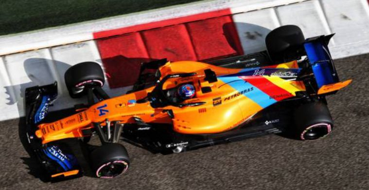 Fernando Alonso completes 21-0 qualifying thrashing over team-mate