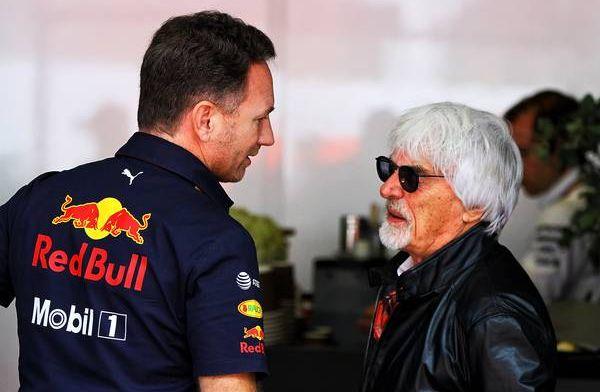 """Ecclestone: """"Schumacher was een leider, Vettel is niet zo"""""""