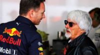 """Afbeelding: Ecclestone: """"Schumacher was een leider, Vettel is niet zo"""""""