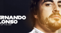 Image: Alonso voted Driver of the Day in final race!