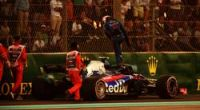 Image: Gasly on clash with Grosjean and qualy-failure