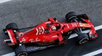 Image: Vettel quicker than Mercedes despite crash