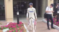 Image: WATCH: Stroll's first appearance in Force India gear!