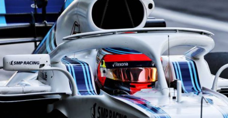 Kubica labels Abu Dhabi test as crucial to Williams recovery
