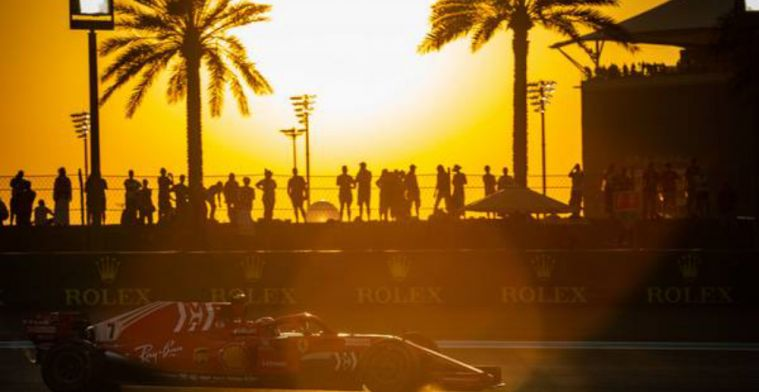 Latest: Abu Dhabi test day 2