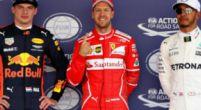 Afbeelding: KIJKEN: Hamilton adviseert Vettel over nieuwe baby