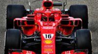 Afbeelding: Leclerc noteert tweede ochtend bandentest snelste tijd in Ferrari