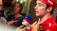 Afbeelding: Leclerc over verschil Vettel: 'Je kunt na twee dagen geen vergelijkingen maken'