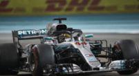 Afbeelding: Mercedes: De reden waarom Lewis Hamilton zo vroeg naar binnen kwam in Abu Dhabi