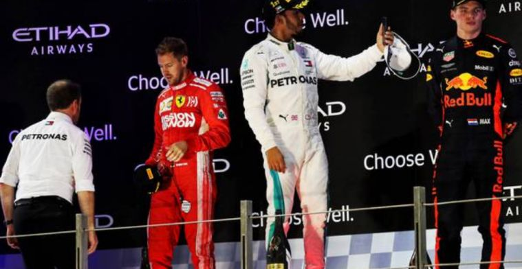 Vettel won't win the 2019 title because he'll be too focused on beating Leclerc