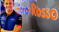 Image: Albon almost quit racing following 2012 axe from Red Bull