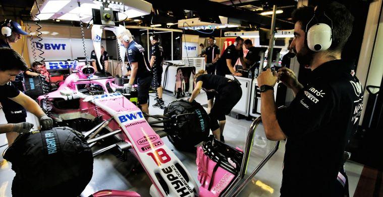 Officiële deelnemerslijst 2019: 'Naamsverandering bij Force India en Ferrari'