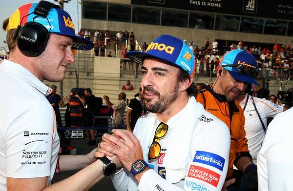 Schumacher is a star, Alonso is a circle - Andrea Stella