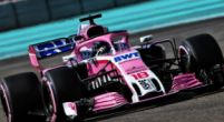 Image: Force India to be renamed as Racing Point for 2019