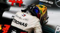 """Afbeelding: Fittipaldi: """"Hamilton is een fenomeen, maar vergelijking met Senna niet mogelijk"""""""