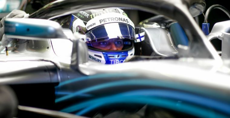 Bottas could lose Mercedes seat in 2019