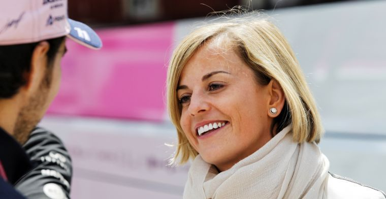 More women in  F1? More opportunities have to be created
