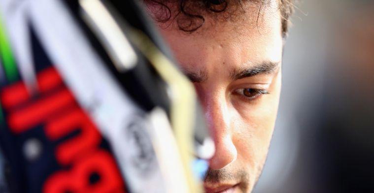 Daniel Ricciardo: Nog een jaar deze omstandigheden was gewoon geen optie