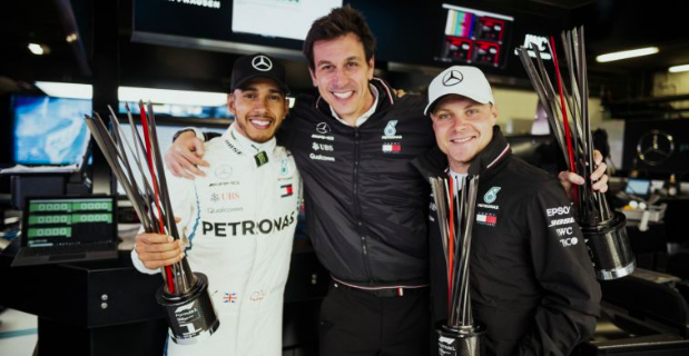 Toto Wolff discusses his 2018 highlights