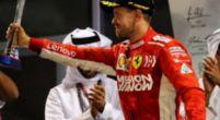 Image: Watch: Sebastian Vettel wins the Johnny Wakefield trophy
