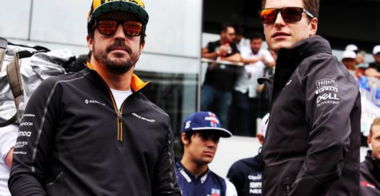 Alonso: Vandoorne was unlucky with Formula 1 timing