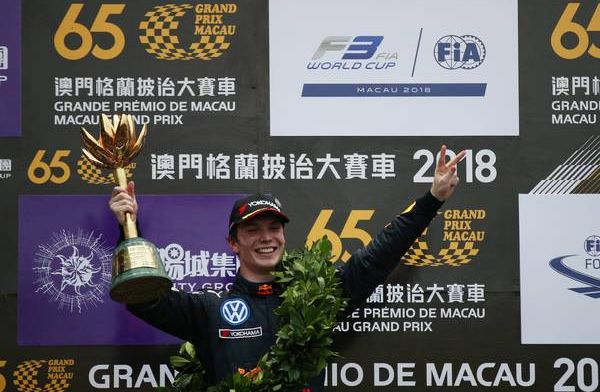 Ticktum secures Super Formula drive in 2019