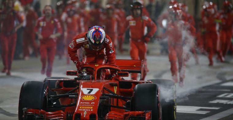 Bahrein-monteur keert na acht maanden eindelijk terug bij Ferrari