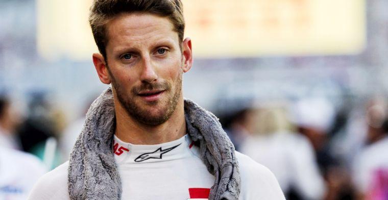 Romain Grosjean stopte bijna met racen om te koken