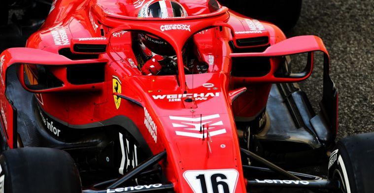 Jean Alesi: 'Leclerc kan direct winnen en dat zal goed zijn voor Vettel'