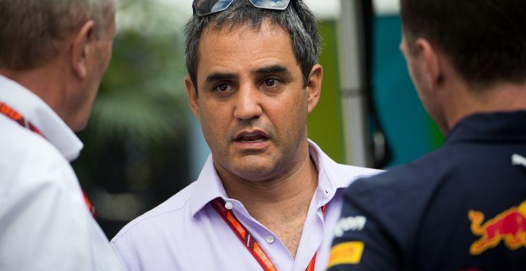 Juan Pablo Montoya: In onze tijd hadden we dan nog gewoon een seconde te gaan