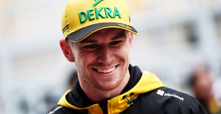 Nico Hulkenberg hoopt op 'zachte start' van 2019-seizoen met Renault