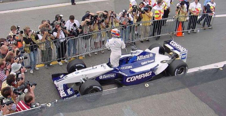 Montoya over het korte telefoongesprek met Frank Williams voorafgaand aan debuut