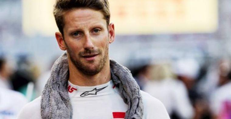 Grosjean speaks out on 2012 Spa crash