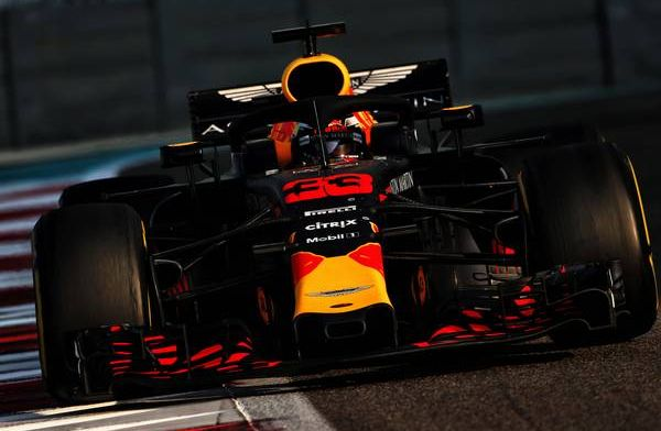 Verstappen positive about car for next season