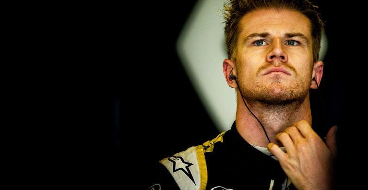 Hulkenberg niet bang voor Ricciardo: Moet wellicht wel iets extra's vinden